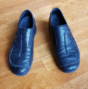 Rieker antistress leather shoes